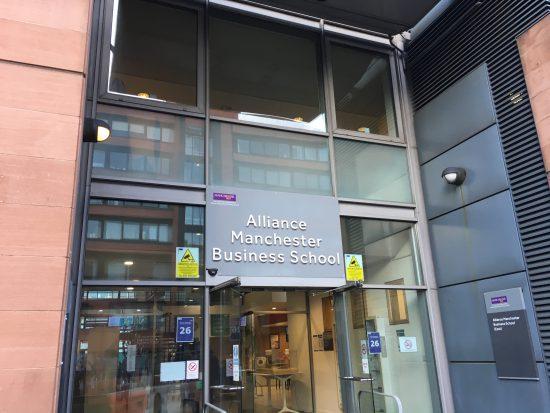 University of Manchester(イギリス) MBA紹介とキャンパス散策