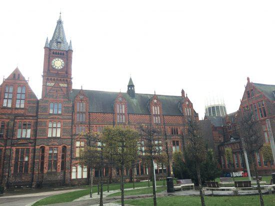 University of Liverpool(リヴァプール大学)MBA紹介と街散策